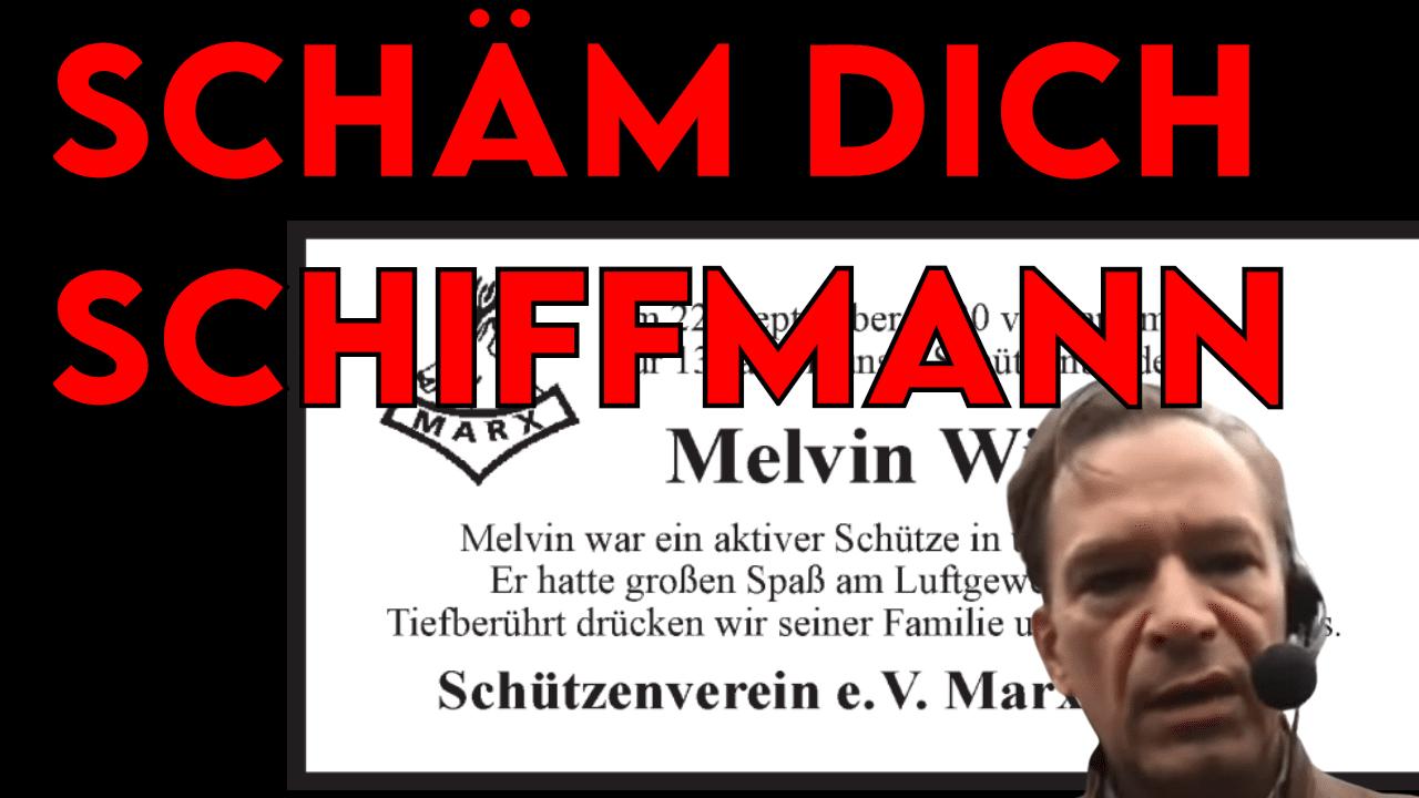Schäm Dich Schiffmann