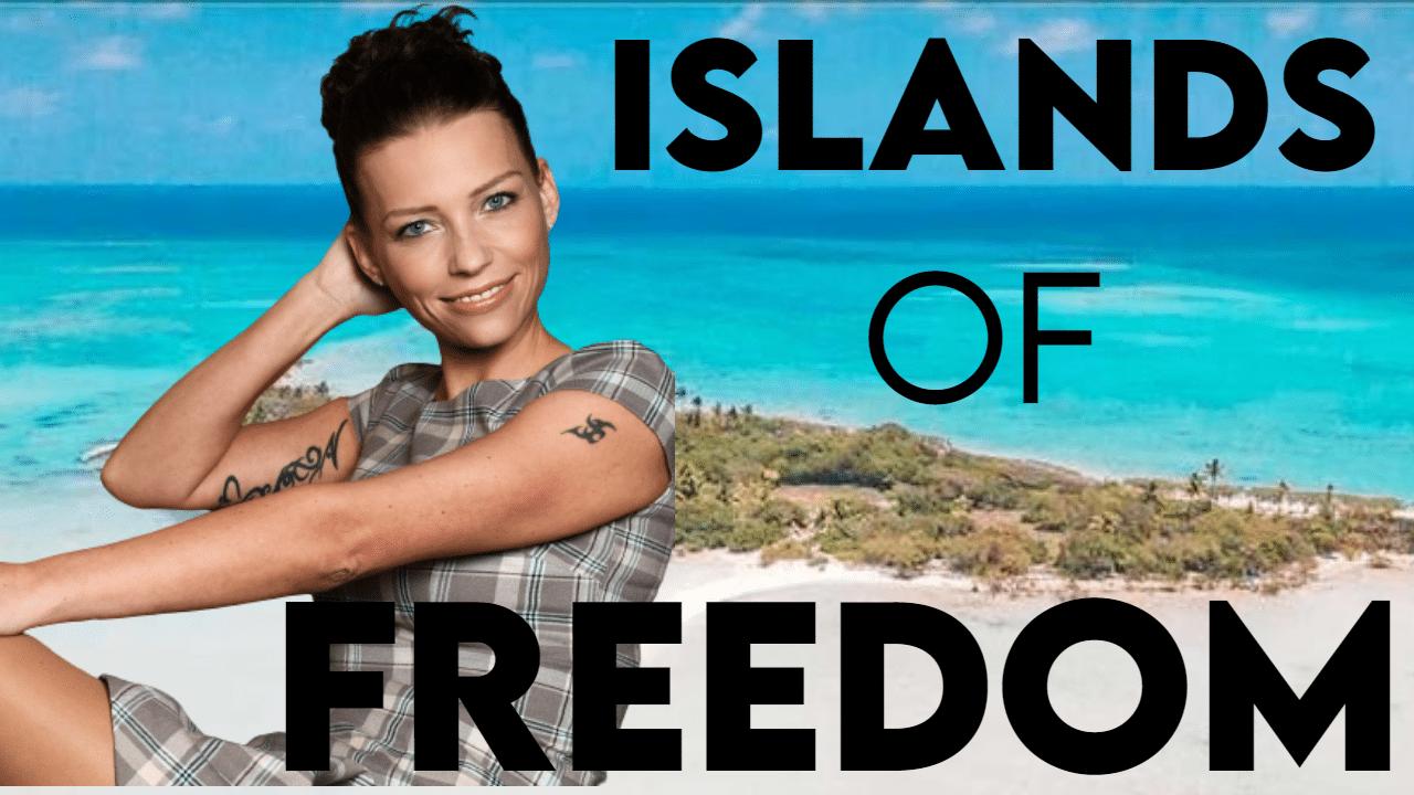 Islands of Freedom Victoria Hamm