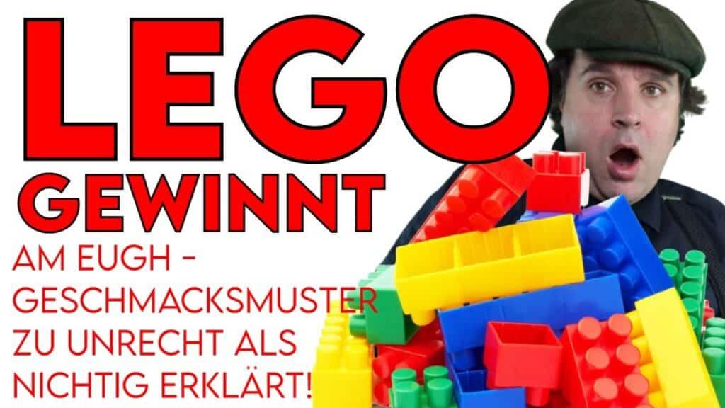 Lego gewinnt vor EuGH